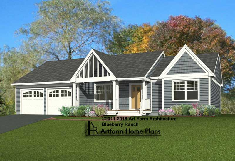 Blueberry Ranch Home Design