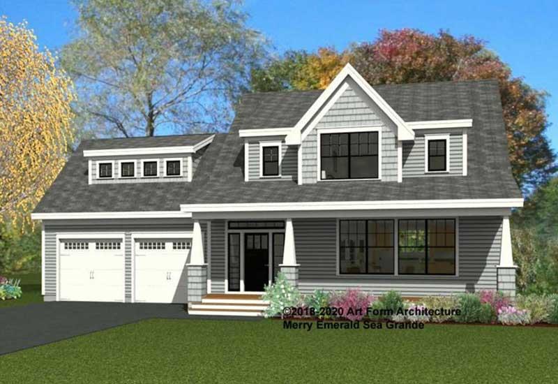 Merry Emerald Sea Grande Home Design
